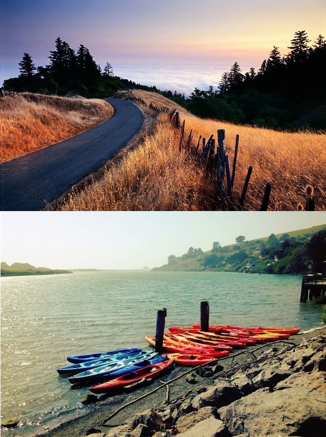 Sonoma Coast and Russian River