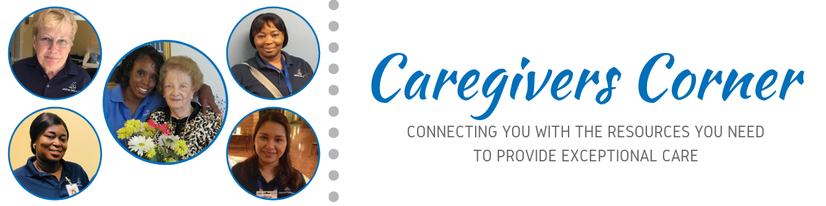 Caregiver's Corner Banner
