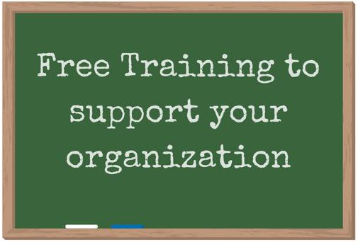 Free Training and CEUs