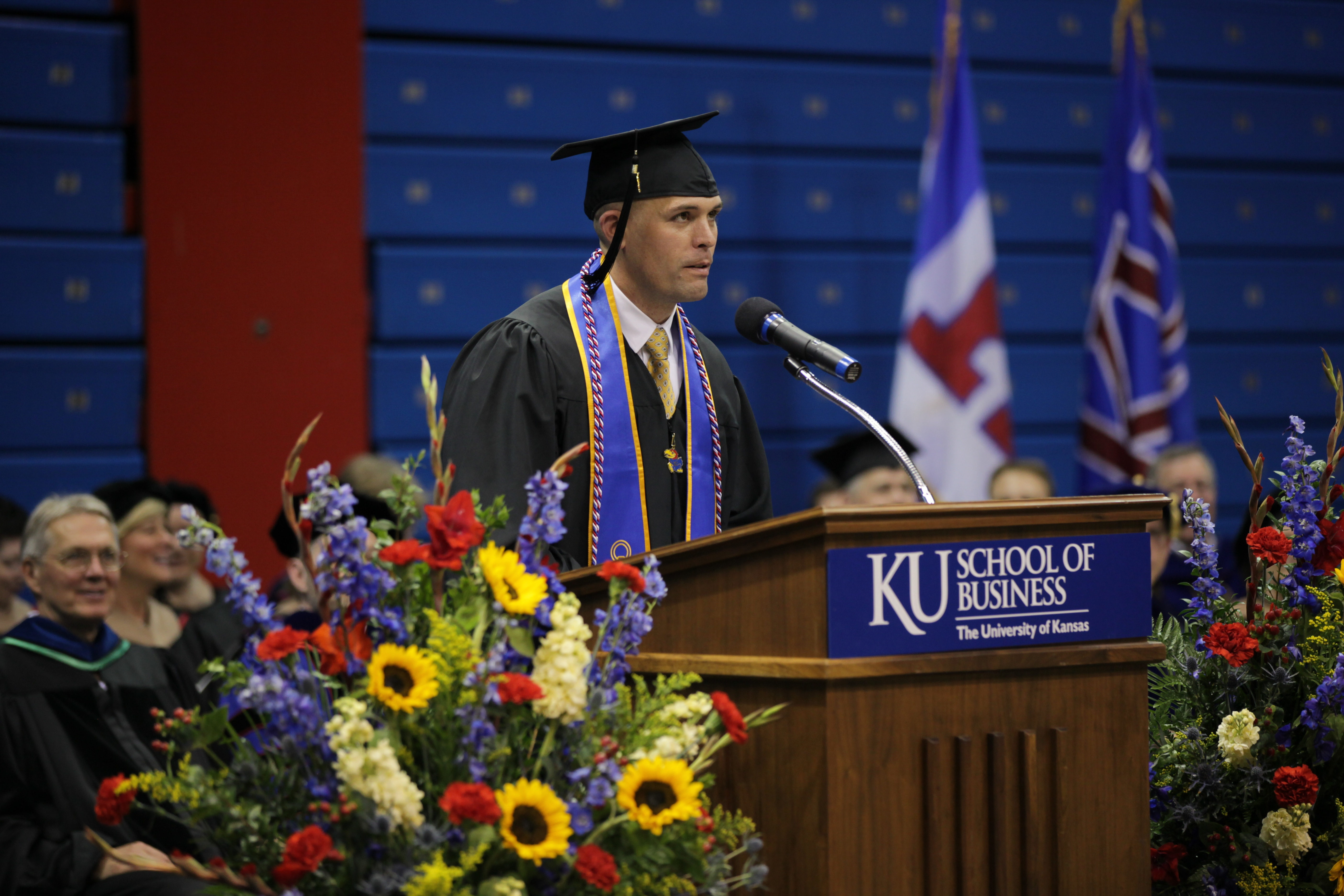 Sam Diehl Grad Address