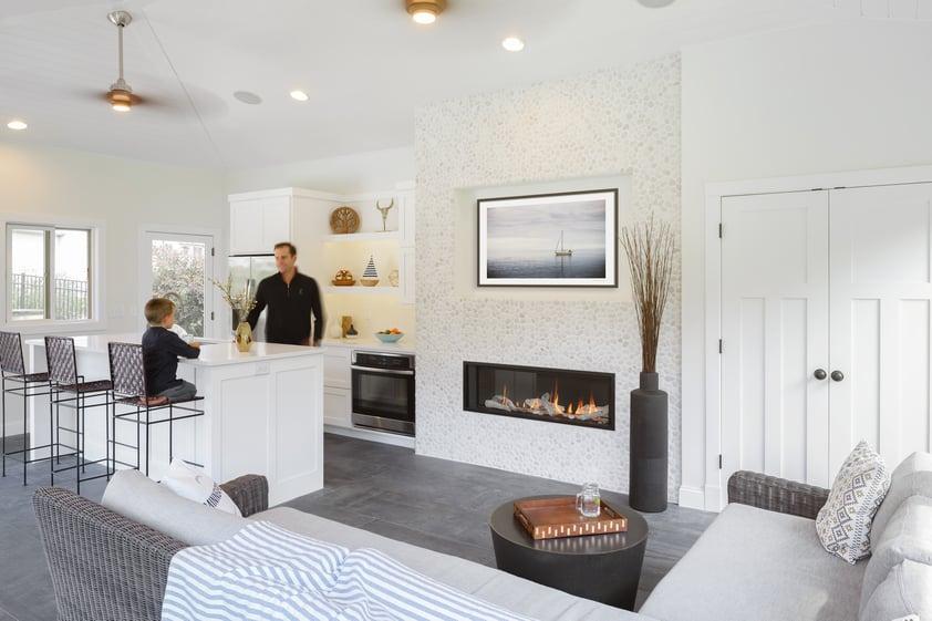 Valor/ All Seasons Fireplace L-2