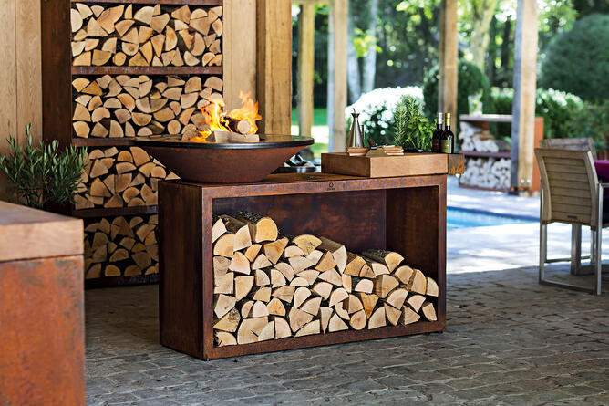 ofyr outdoor grill