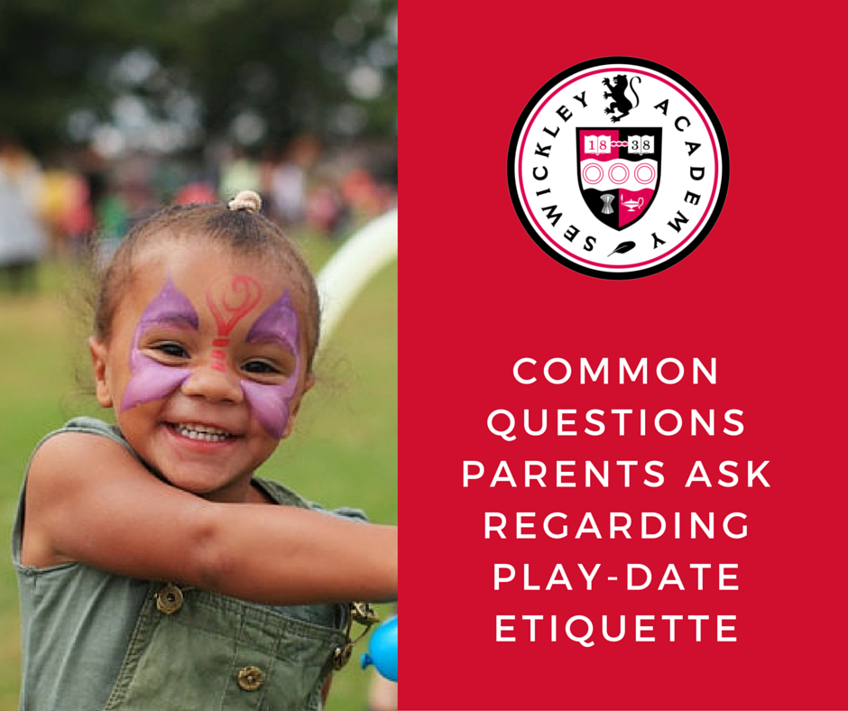 Common Questions Parents Ask Regarding Play-date Etiquette