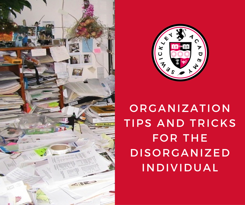 Organization Tips and Tricks for the Disorganized Individual