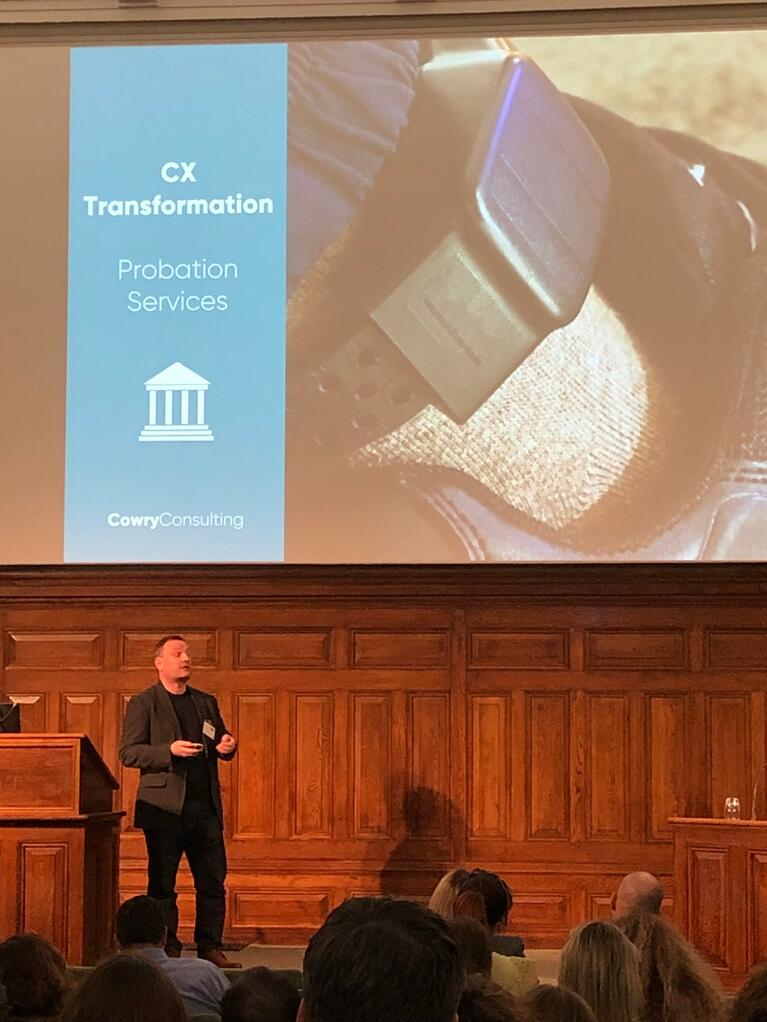 Using behavioural economics to transform customer experience: Cowry presents at The Customer Experience Conference