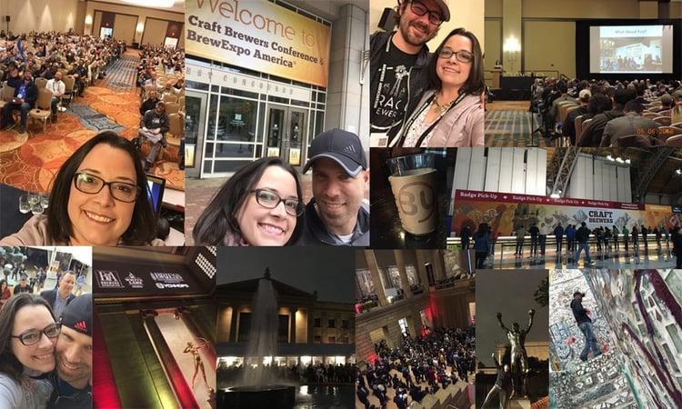 Craft Brewers Conference 2016 -- Hello, Philadelphia!
