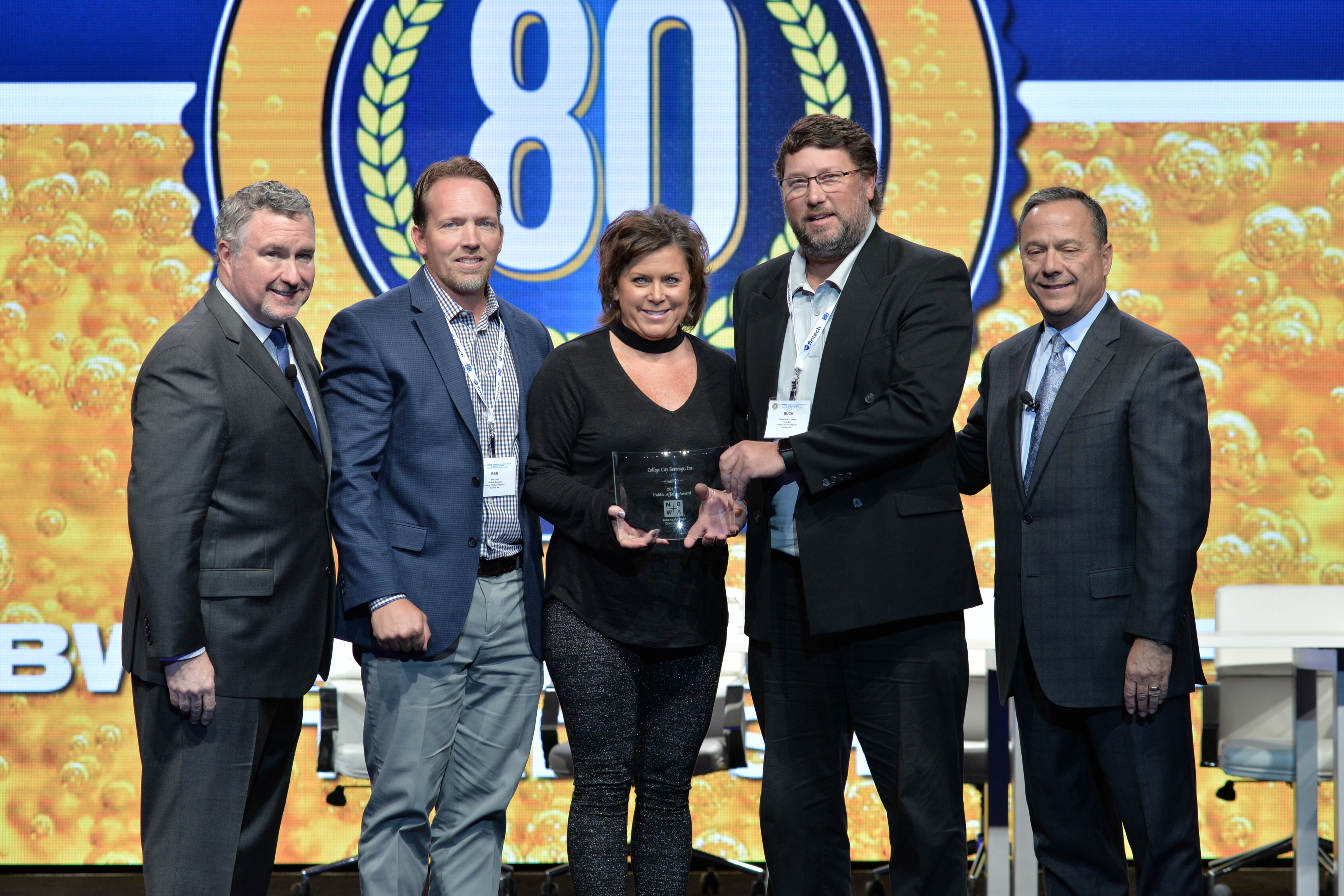 Brand Yourself Client Receives National Public Affairs Award!