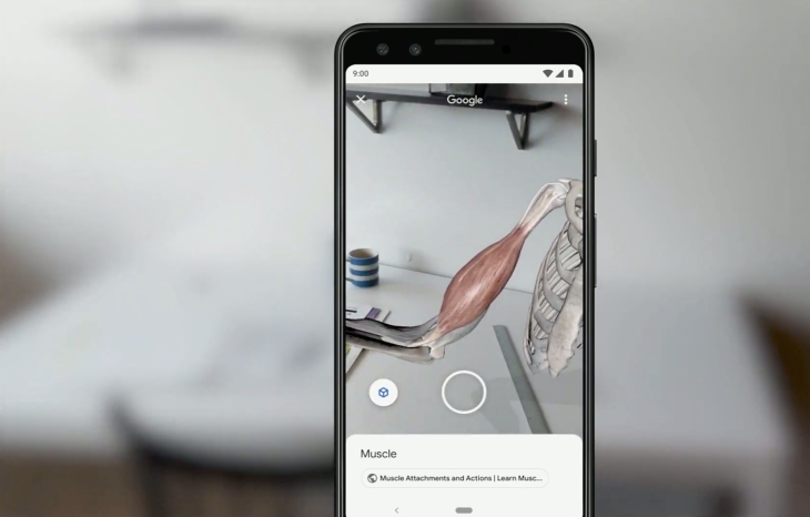 Google's AR Search is a Huge Leap Forward for the Industry