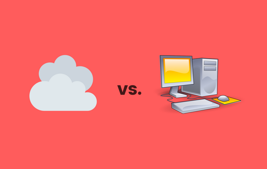 The Difference Between Cloud-Based and Server-Based Software