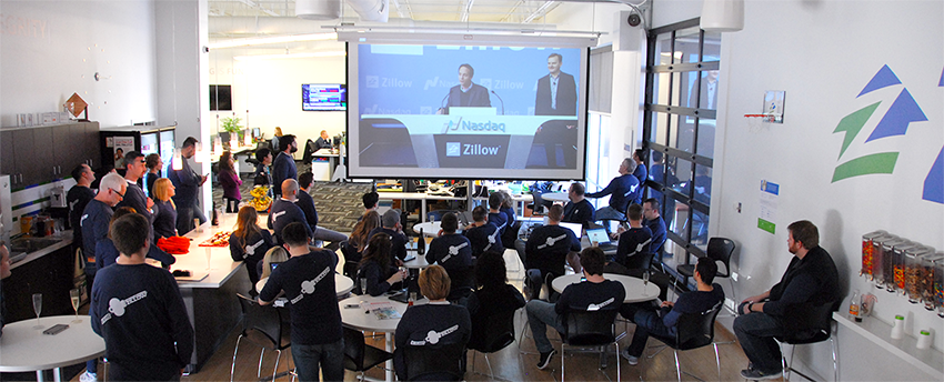 Mortech zillow turns 10 for Zillow new york office