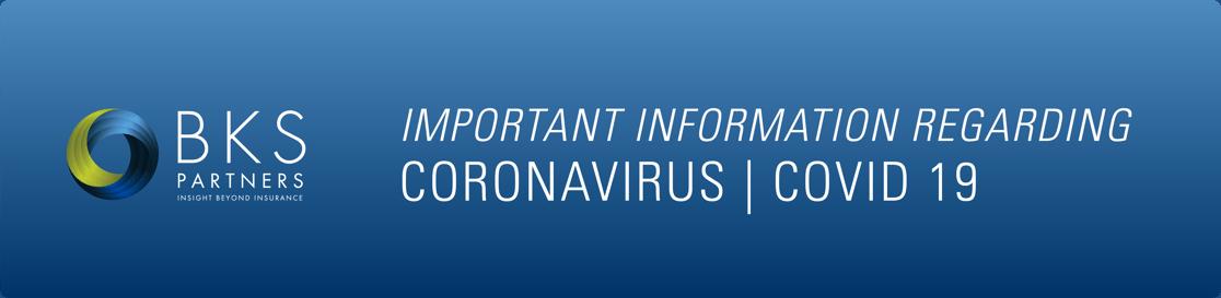 BKS - Coronavirus Information