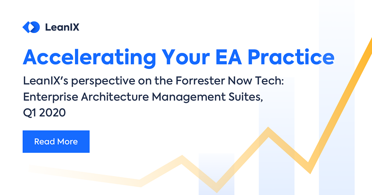 Entering the EA Management Suite Market: A LeanIX Perspective on Forrester's Q1 2020 Now Tech Report