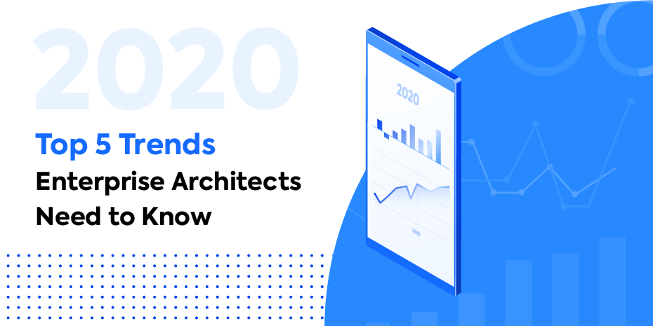 Top 5 Trends in 2020 Enterprise Architects Need to Know