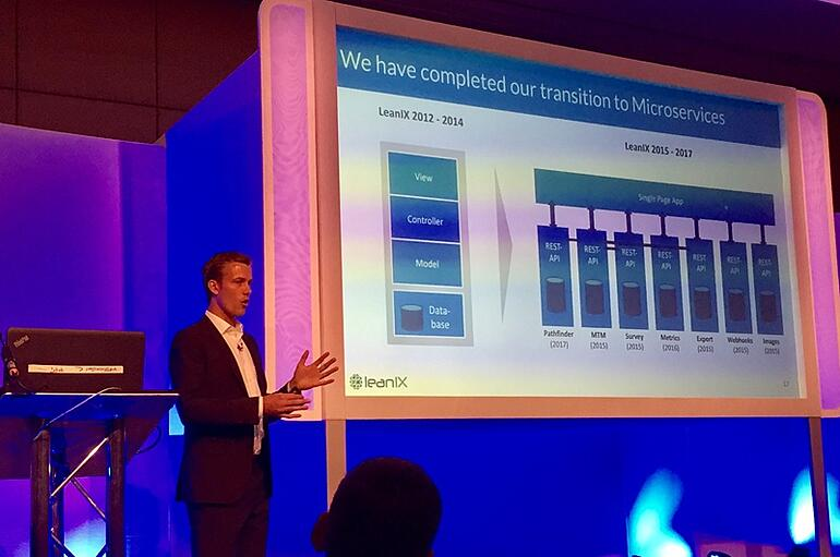 Gartner EA Summit 2017: IT Modernization in Action
