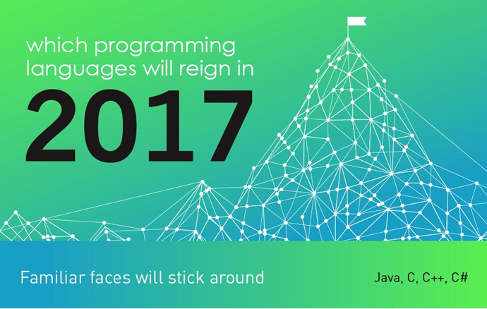 [Infographic] The Most Popular Programming Languages for 2017.