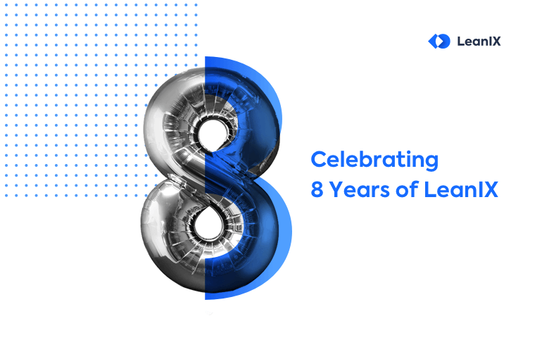 LeanIX Turns 8!
