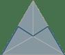 Logo makeitlean_solo piramide