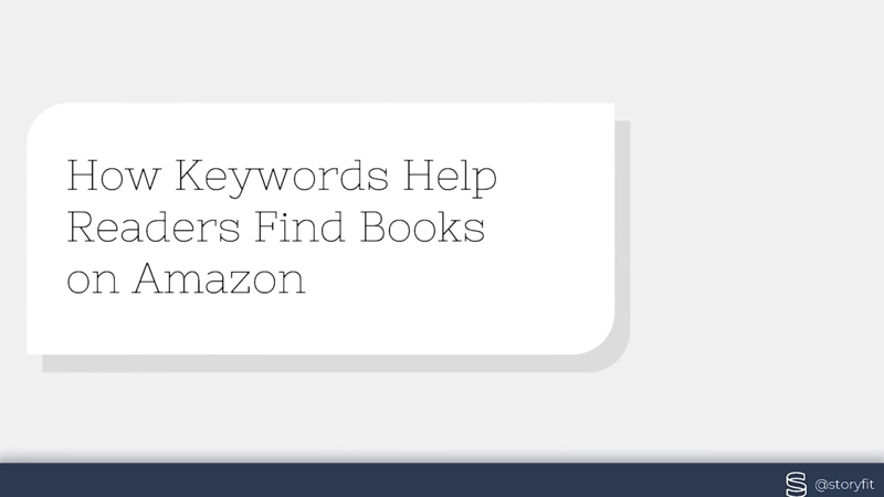 How Keywords Help Readers Find Books on Amazon