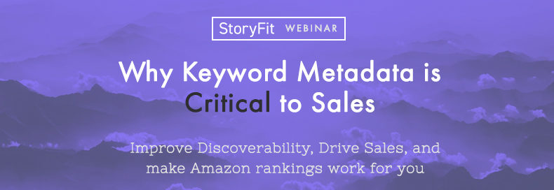 Webinar: Boosting Sales with Keyword Metadata