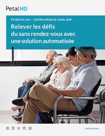 Étude de cas - GMF Laval - Petal Booking