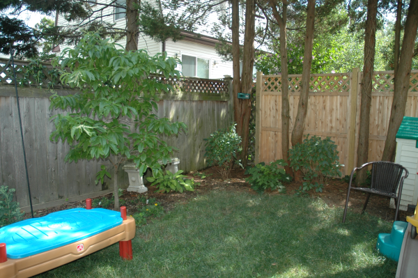 Landscaping ideas for kid friendly backyard pdf for Child friendly garden designs