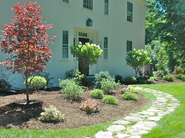Landscaping ideas with natural stone pdf for Natural rock garden ideas