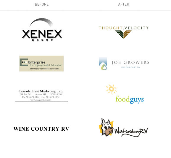 name and logo gallery