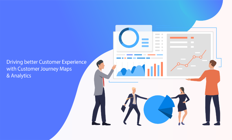 Drive Customer Experience with Customer Journey Maps & Analytics