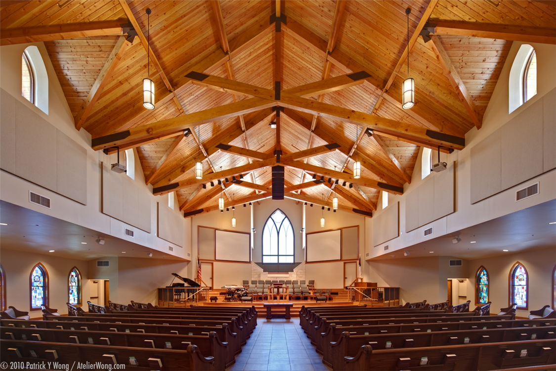 First Baptist Dripping Springs Worship Spaces Portfolio