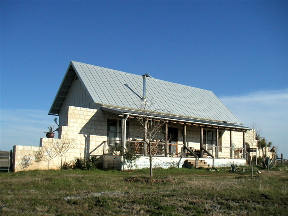 Texas Green Farm House Residential Portfolio