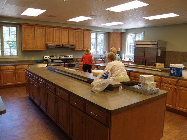 Designing Church Kitchens Part 3
