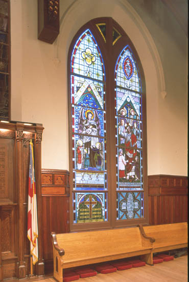 Church Interior Design Is Beige The
