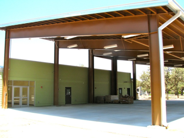 Family Life Center Pavilion