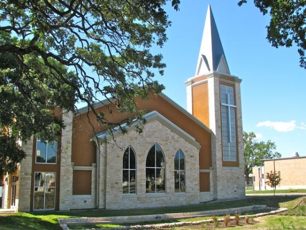 The church design process does it look like a church for Church exterior design ideas