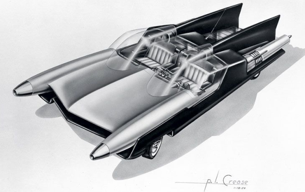 1950 Car of the Future