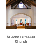 St John Lutheran Church Thumb