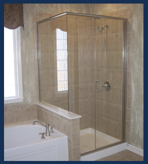 Semi Frameless Shower Enclosures semi-frameless shower glass enclosures: frequently asked questions