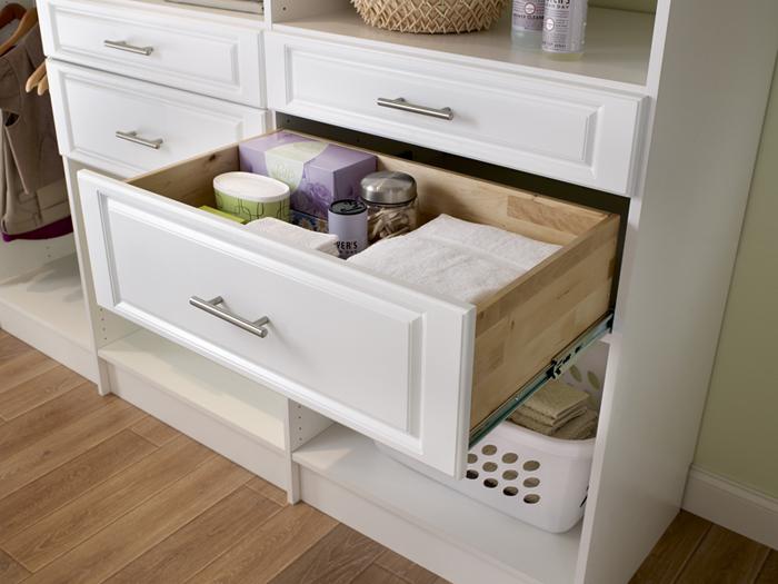 Closet Drawer System. Closet System Accessories. Drawer Units I