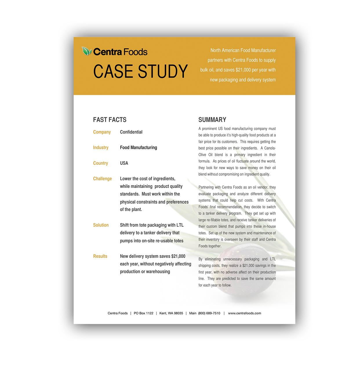 Ashland Oil, Inc.: Trouble at Floreffe (D) Case Study Memo