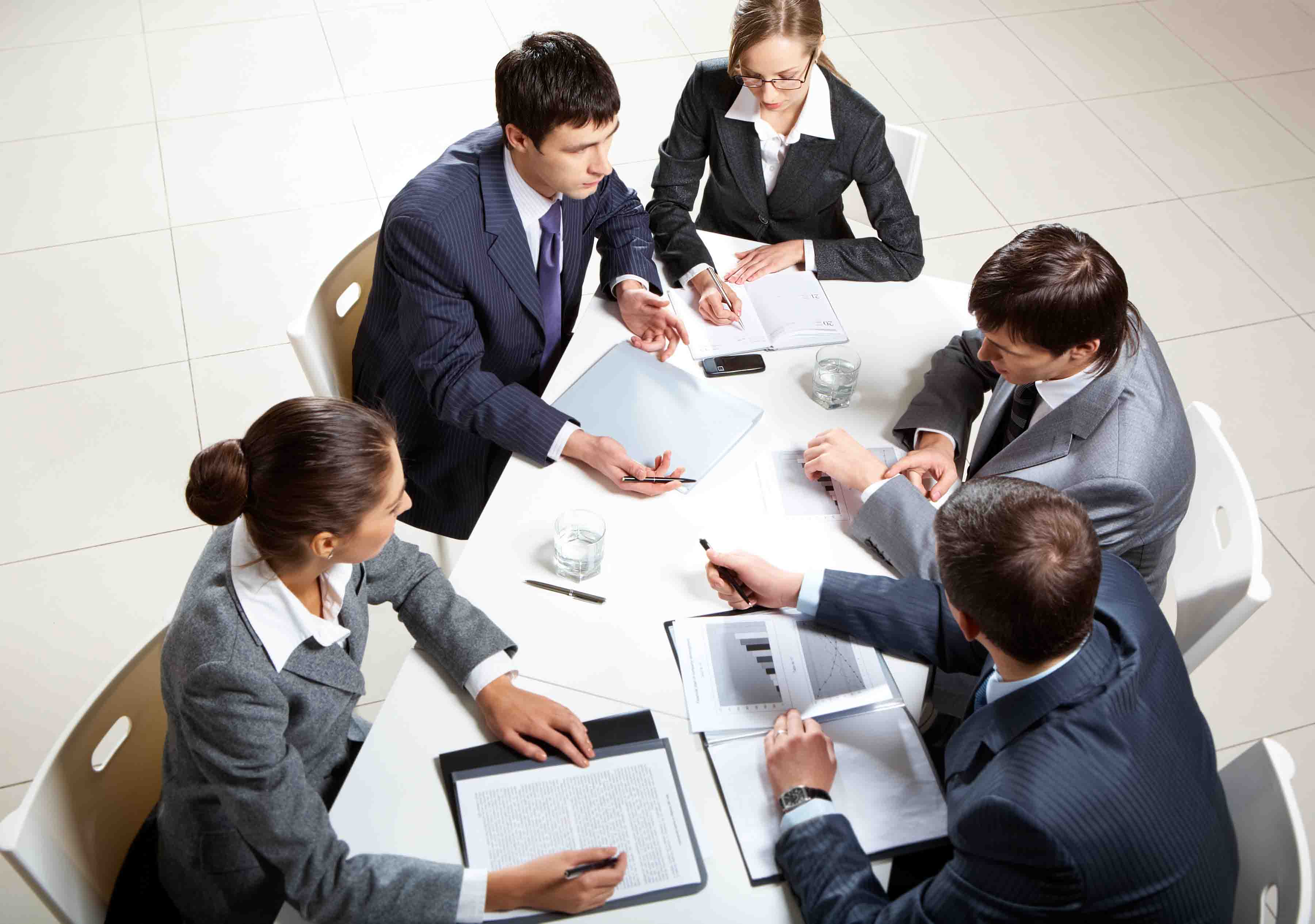 Resultado de imagen de reunion de trabajo
