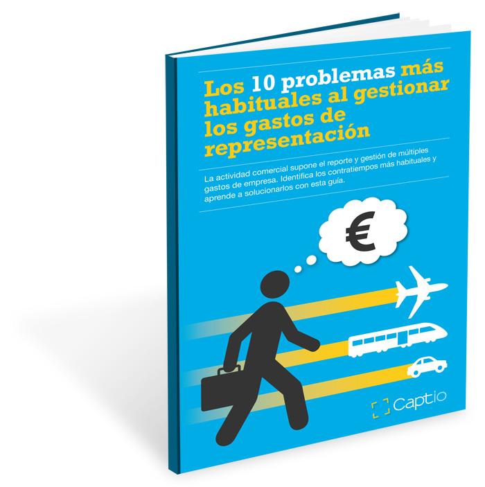 [Guía]: Los 10 problemas más habituales al gestionar los gastos de representación
