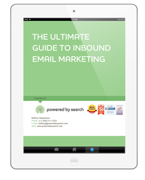 Ultimate Guide to Inbound Email Marketing