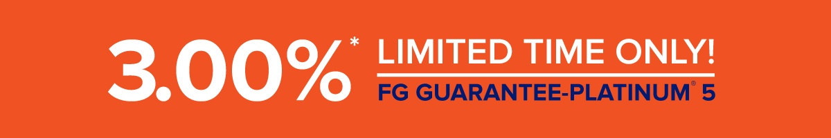 3% MYGA from Fidelity & Guaranty Life