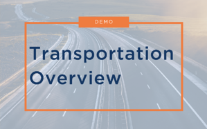 Recorded Transportation Demo
