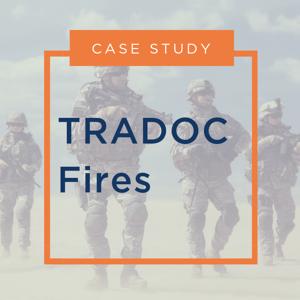 TRADOC Fires Case Study