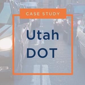 Utah DOT Case Study