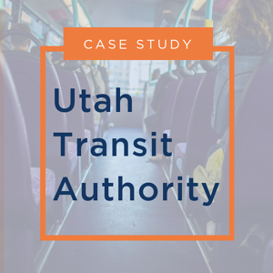 Utah Transit Authority Case Study