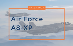 Air Force A8-XP Case Study