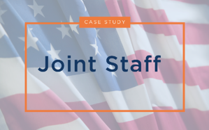 Joint Staff Case Study