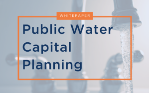 Public Water Capital Planning White Paper